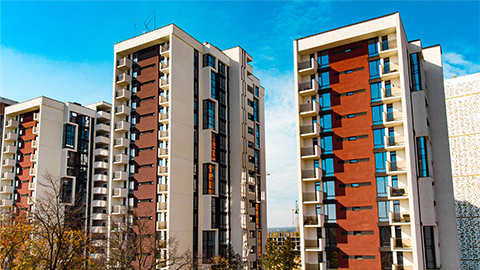 Buy an apartment - district 'MANHATTAN' Ivano-Frankivsk New building - Manhattan